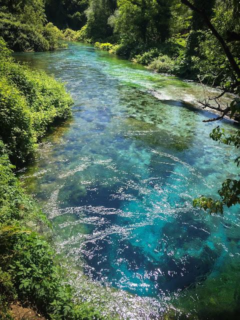 The Blue Eye, Albania