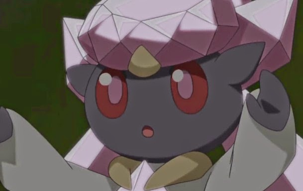 Pokemon XY Special: Movie 17 TV Diancie, Princess of the Ore Country Subtitle Indonesia