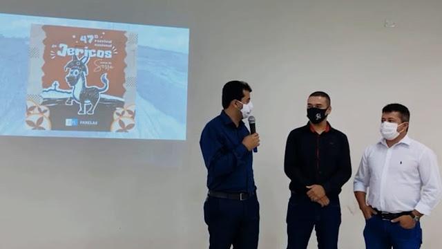 Novo diretor de Cultura e Festival Nacional de Jericos Online pela Prefeitura