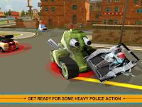 Download Blocky Cop Pursuit Terrorist v1.3 Apk (Mod Money)