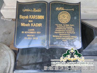 Harga Batu Nisan Islam, Harga Batu Nisan Murah