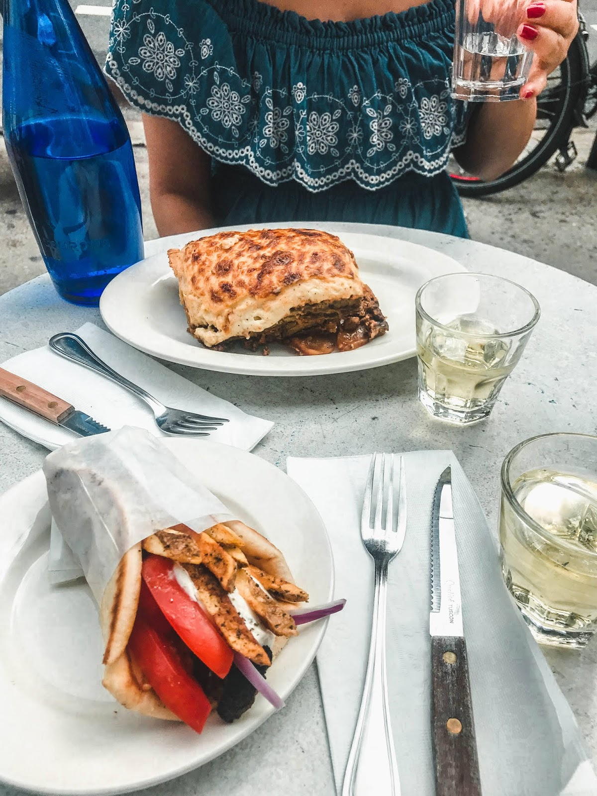Best Greek Food in NYC