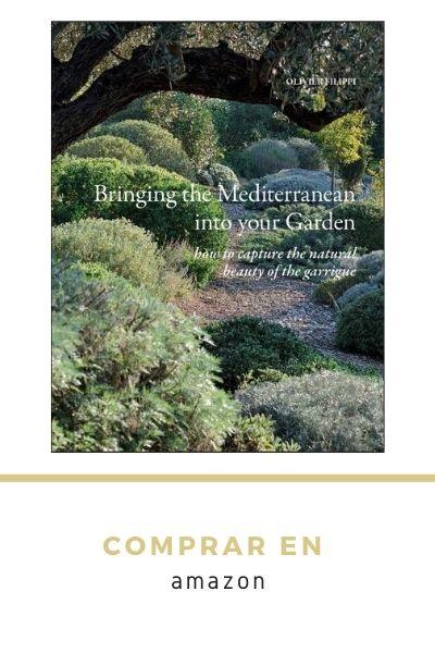 Libros sobre jardinería sin casi riego y plantas tolerantes a la sequía