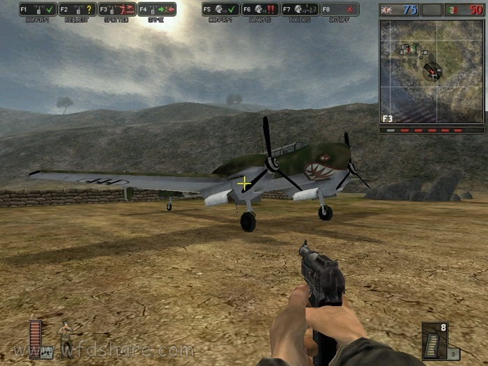 work Battlefield 1942 portable link