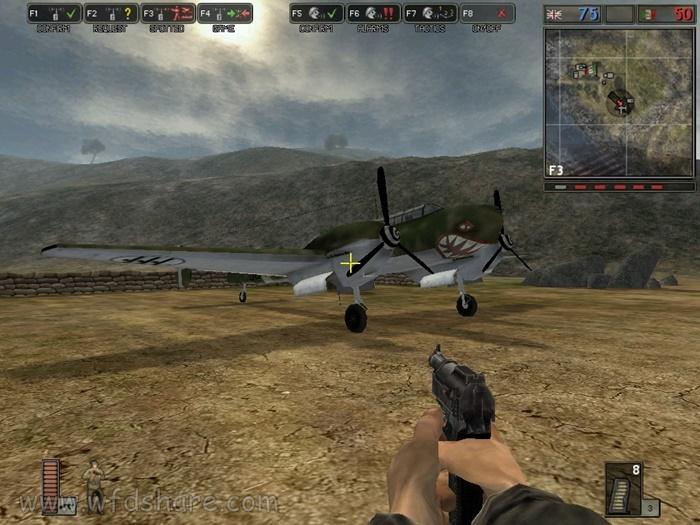work Battlefield 1942 portable link