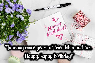 wishes on birthday