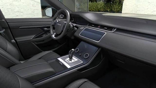 Novo Range Rover Evoque 2020 - Brasil