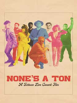 None's A Ton: A Turkuaz Live Concert Film (2020)