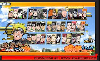 Gameplay-Naruto-Senki-Mod-by-Hausumasuta-Apk