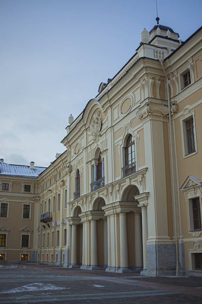 Congress Palace Konstantinovsky Hamok Palace Strelnya photo Igor Novik tsarist ruler residence of the sovereign