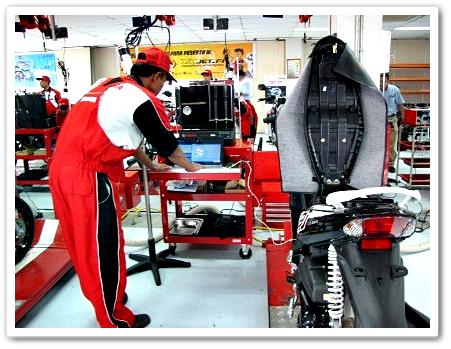Cara Ampuh Merawat Motor Matic Agar Panjang Umur