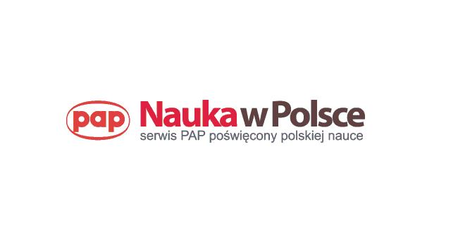 Logo serwisu PAP Nauka w Polsce