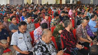 Bupati Jember Kumpulkan Tim Pemantau Pemilu 2019