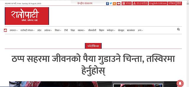 News Portals In Nepal