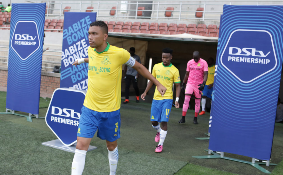 Mamelodi Sundowns continue their journey to win four straight league titles