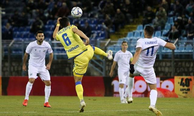 Λαμία-Αστέρας Τρίπολης 1-1