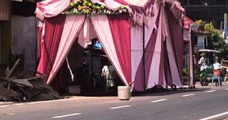 Hukum Resepsi Pernikahan yang Mengganggu Jalan Umum