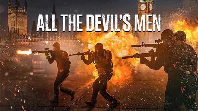 El escuadrón del diablo (2018) BRRip 1080p Latino-Ingles