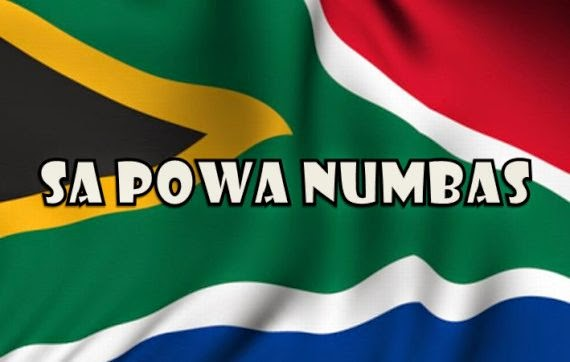 SA Powa Numbas - SA Power Ball - Hollywoodbets