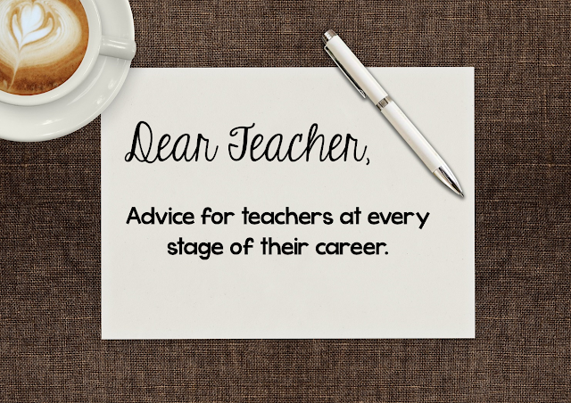 Advice for teachers at every stage in their career