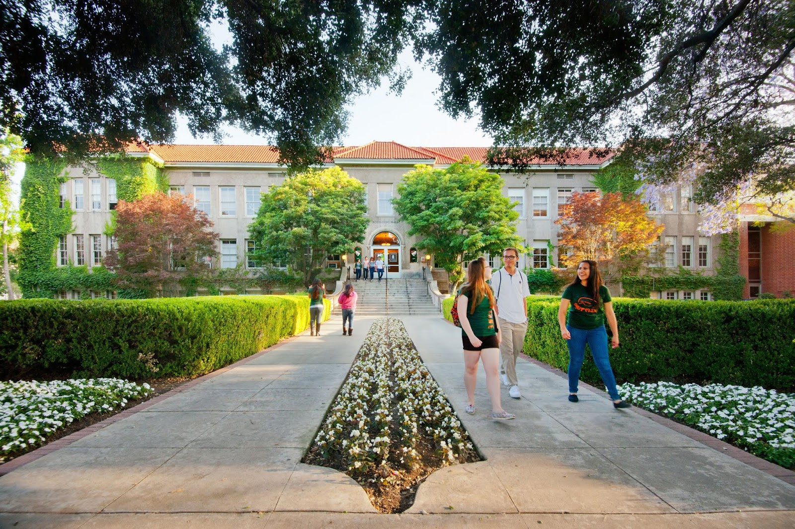 Private university in La Verne, California