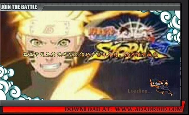 Naruto Senki Storm 4 Mod Apk for Android