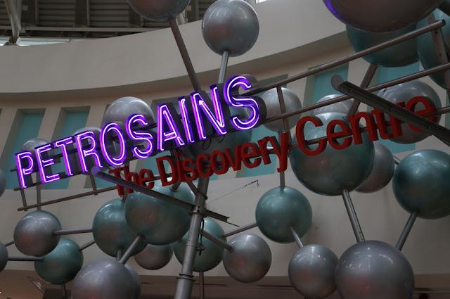 Petrosains Discovery Centre nas Petronas