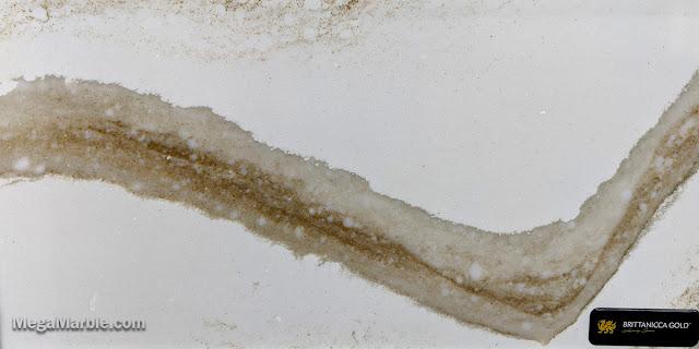 Brittanicca Gold Cambria Quartz