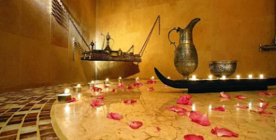 10 benefits for the Moroccan bath for skin