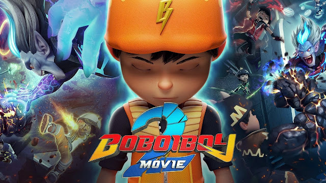 Sinopsis Film BoBoiBoy Movie 2 (2019)