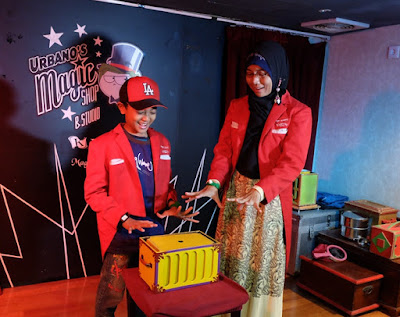 PARENTS EXPERIENCE KIDZANIA