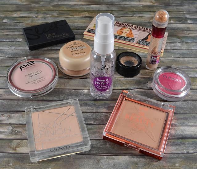 Produkte Hochzeits-Make-Up