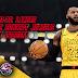 NBA 2K21 2021-22 Los Angeles Lakers Bruce Lee Concept Jerseys - By Cheesyy