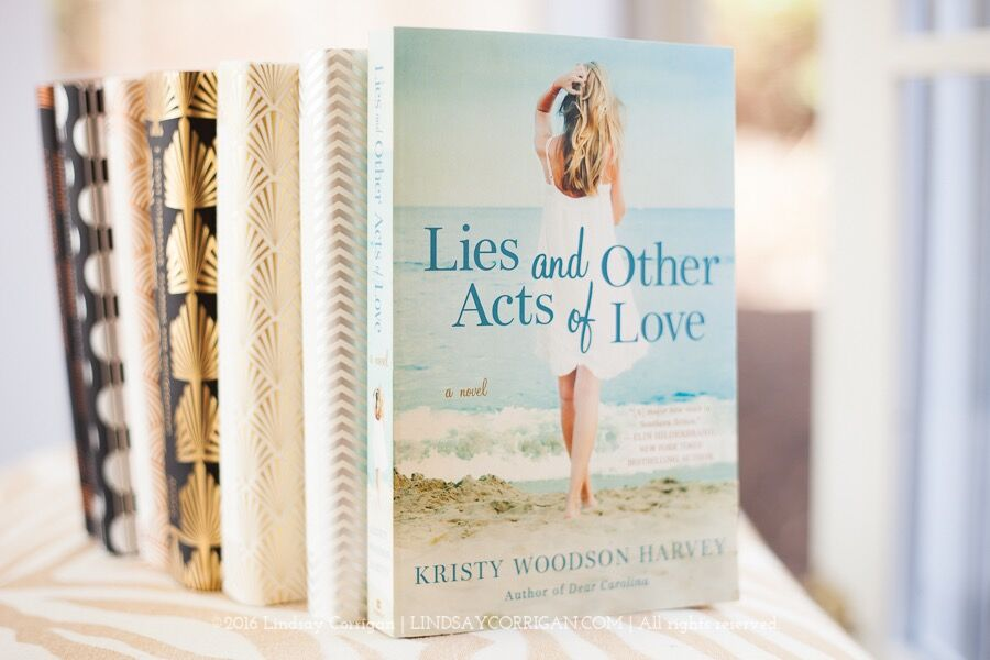 Lies And Other Acts Of Love