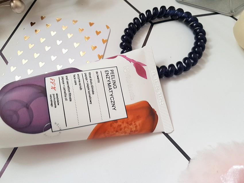 pielęgnacja cery naczynkowej peeling