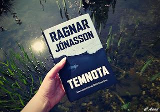 Kniha z Islandu, detektivní thriller, tip na dárek