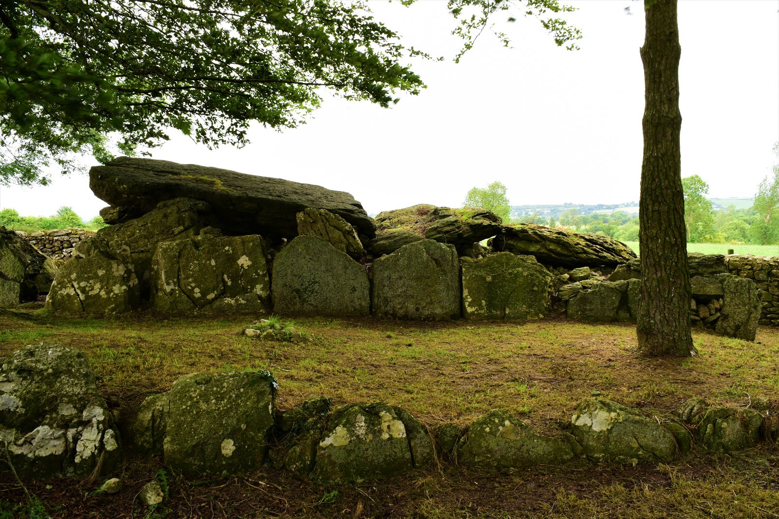 Labbacalle Wedge Tomb
