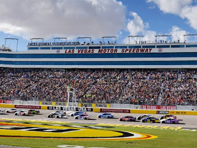 It's nearly time to start your engines in Sin City, as #NASCAR's best compete for the checkered flag this weekend at the Pennzoil 400.