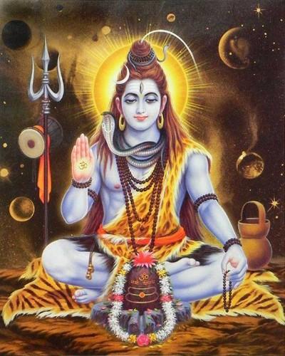 Hindu God Wallpaper Of Shiva Bhagwan For Whatsapp