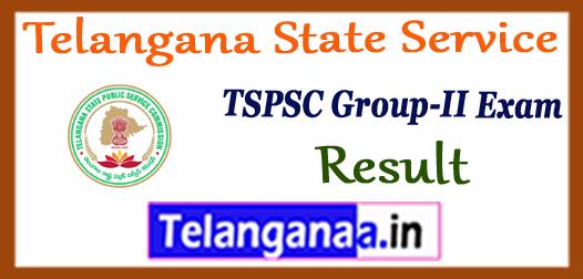 Telangana Group-2 Results - TSPSC Group-II Merit List 2018