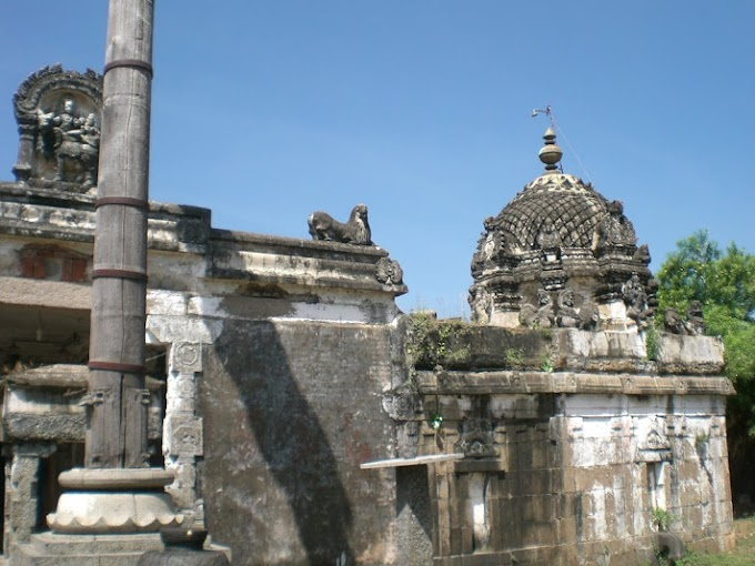 Kameswarar Temple Madavilagam Kanchipuram - History, Timings, Festivals & Address!