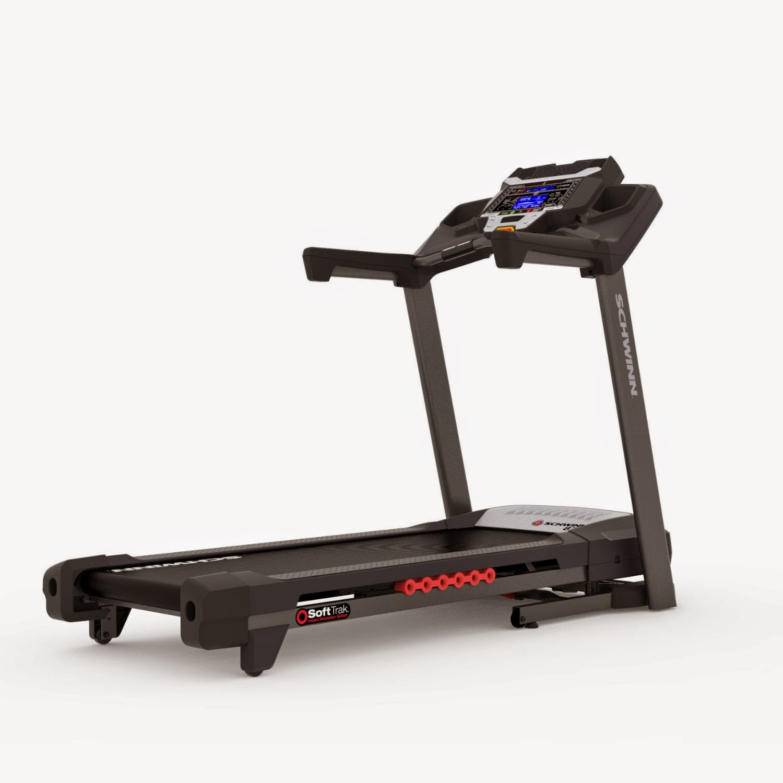 Golds Gym Treadmill Connect Bluetooth: Home Gym Zone: Comparing Schwinn MY17 870 2017 Versus