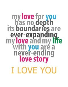 60+ Romantic Loving you for him quotes (2019)   TopiBestList