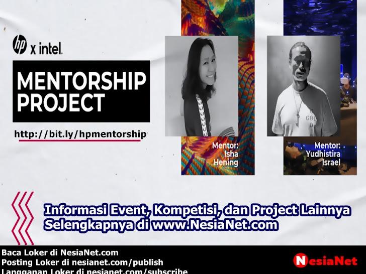 HP x Intel Mentorship Project