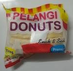 Pelangi Donuts Original Isi 10
