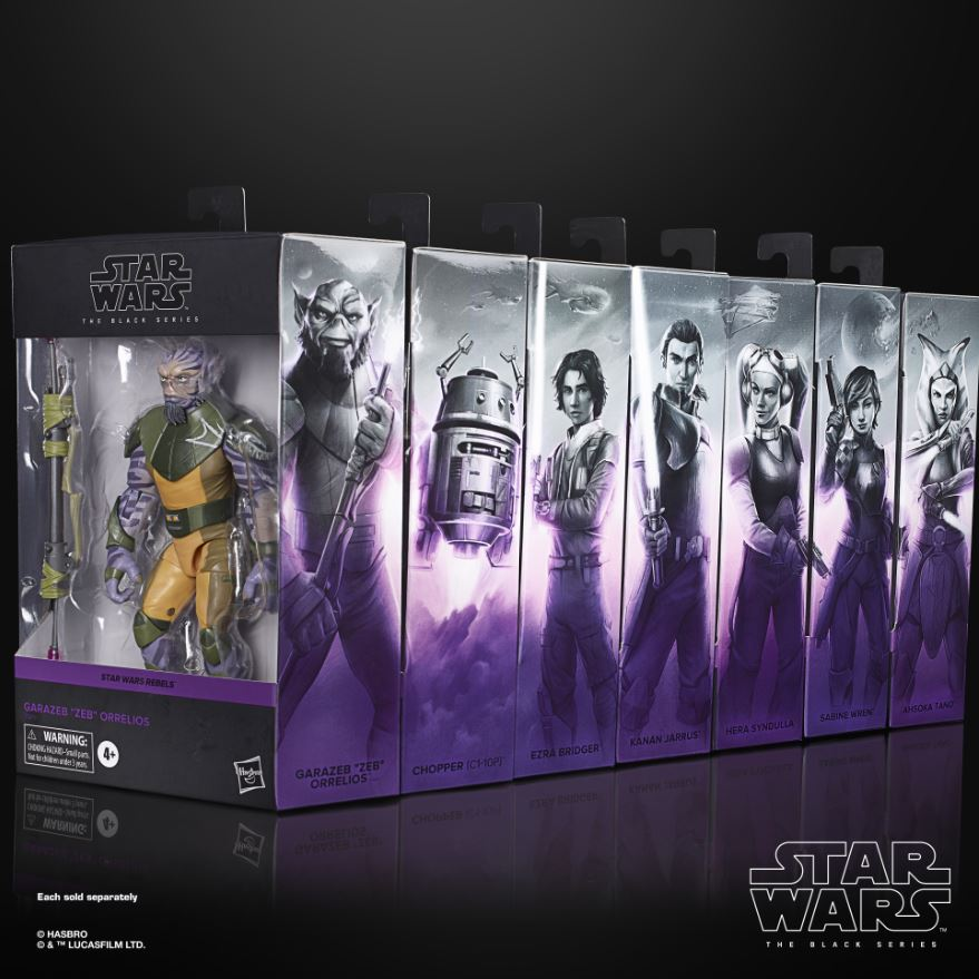 hasbro black series new packaging