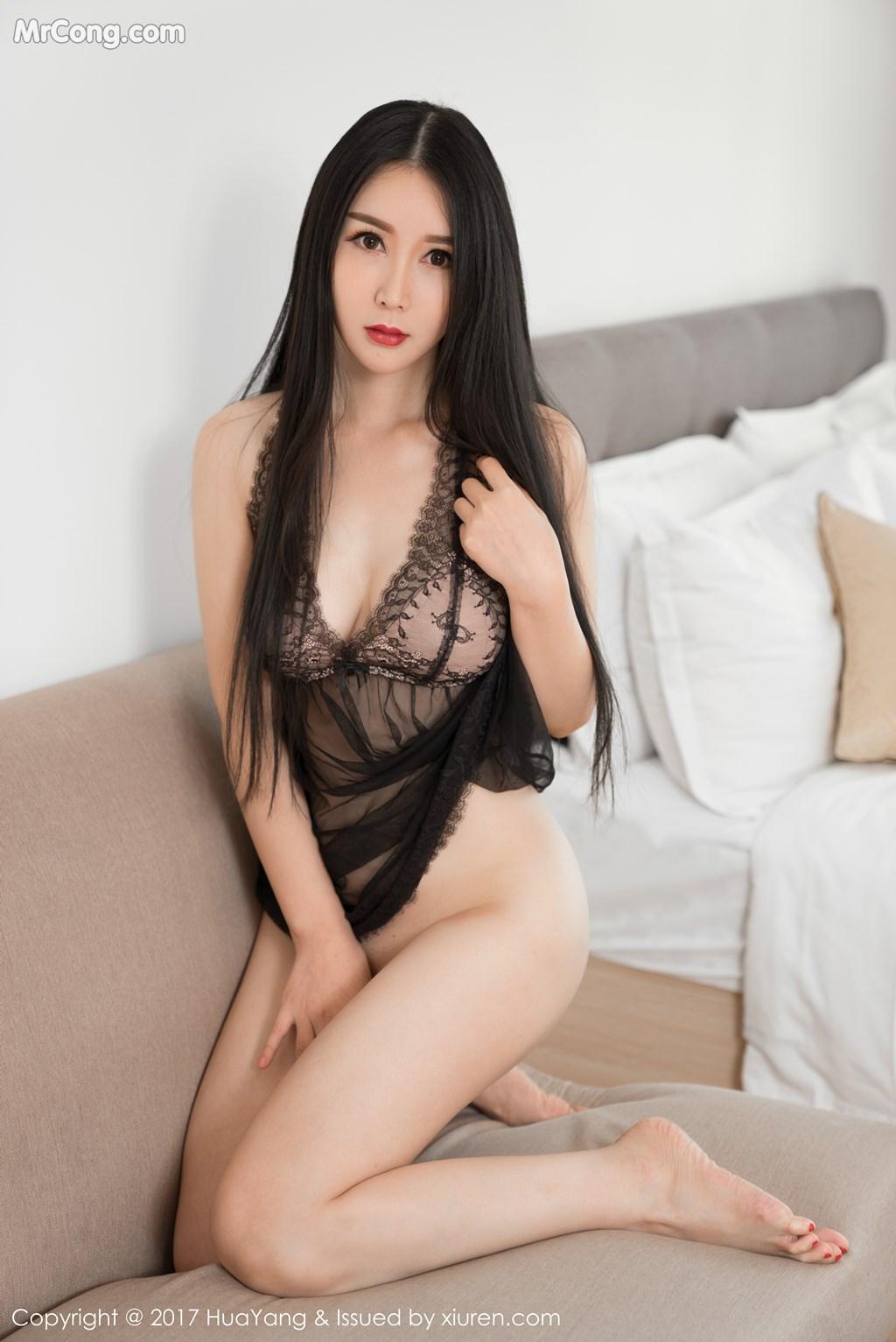 Image HuaYang-2017-12-05-Vol.017-Gu-Xinyi-MrCong.com-006 in post HuaYang 2017-12-05 Vol.017: Người mẫu Gu Xinyi (顾欣怡) (44 ảnh)