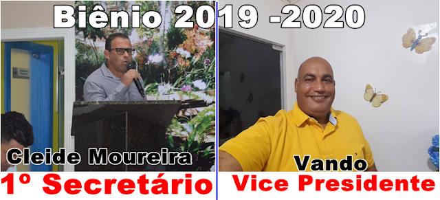 Paulinho de Fífia é escolhido para a presidência da Câmara de Itapebi 2