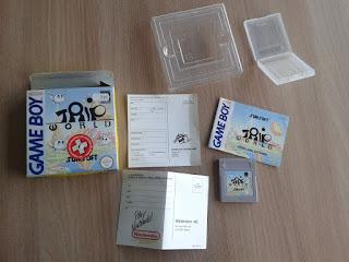Trip World Game Boy