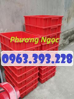 Thùng nhựa đặc đựng linh kiện, khay nhựa B9 Bec0b194ea6708395176